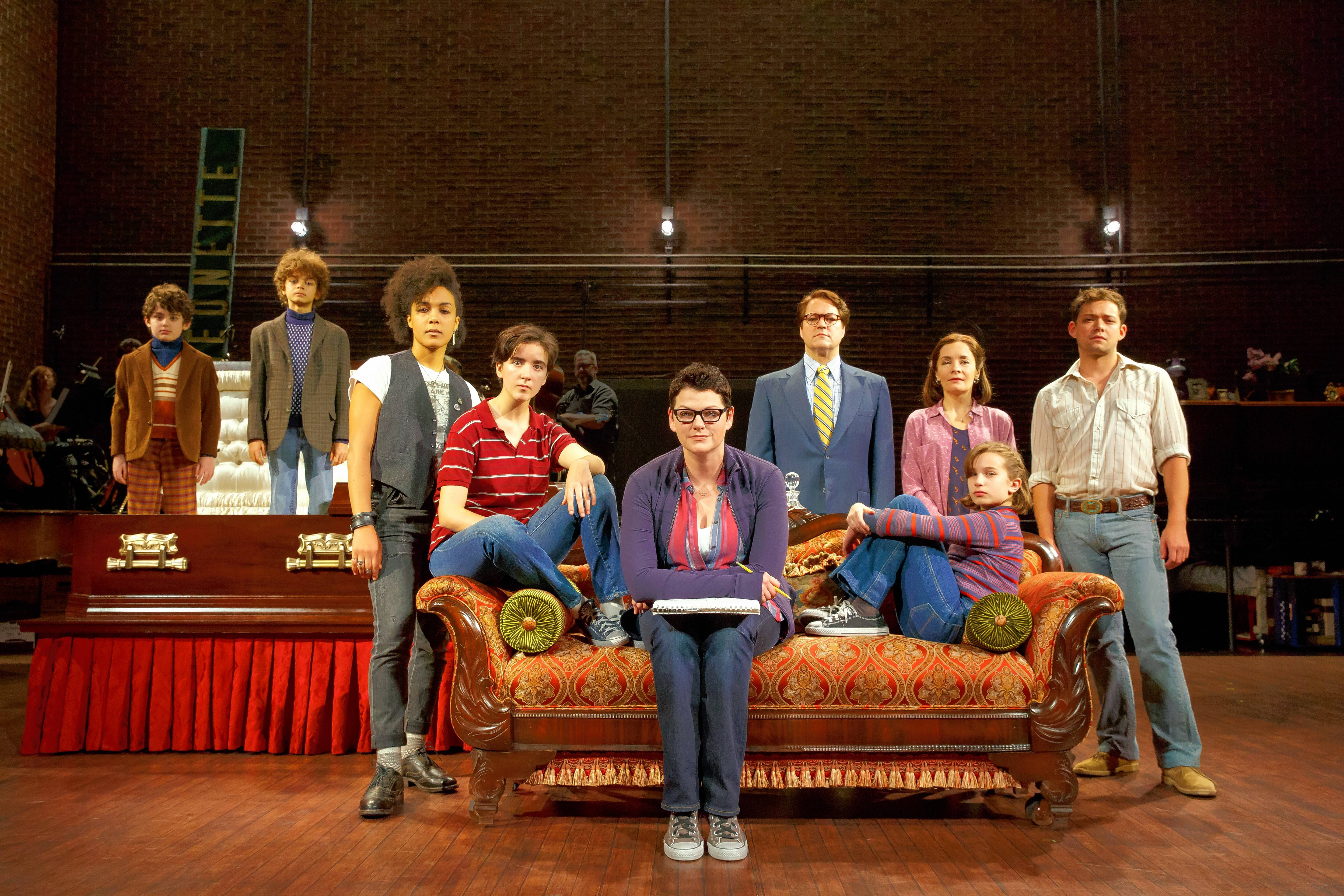 """Fun Home"" is now playing at Oriental Theatre through Sunday, Nov. 13."