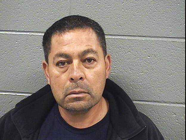 Testimony: Fingerprints from Arlington Heights sex assault match suspect's
