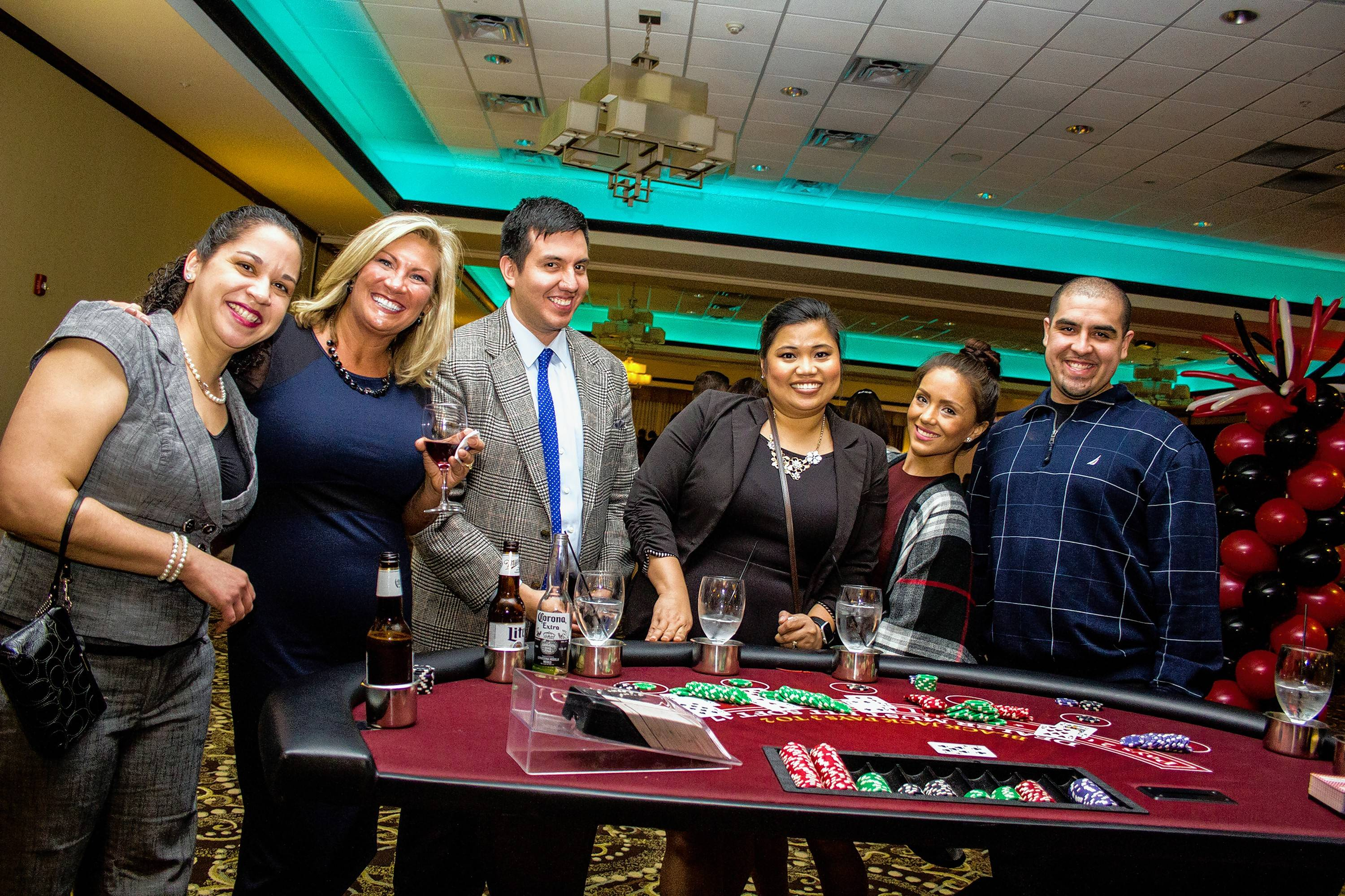 Casino Night parties can help your organization meet its fundraising goals with either licensed gaming that can raise actual cash, or by providing an unforgetting evening of entertainment while the fundraising takes place via live or silent auction or event admission tickets.