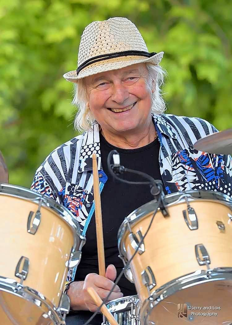 Drummer Alan White, 68, joined Yes in 1972, four years after the band formed in London.