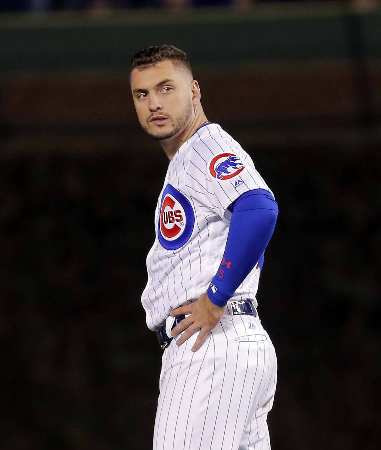 Rozner: Cubs' Almora has earned chance to play every day