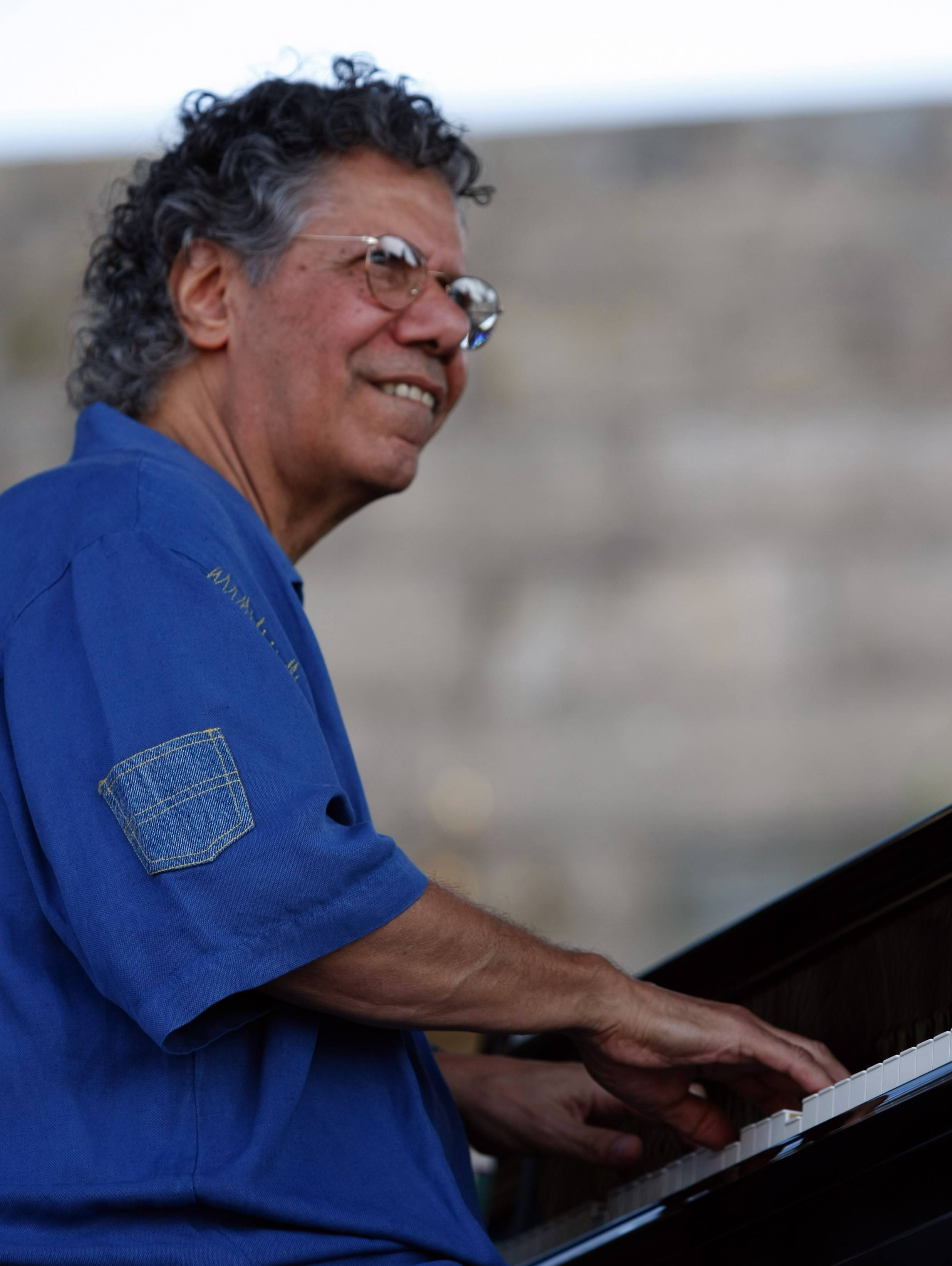 Jazz pianist Chick Corea will perform at the Genesee Theatre in Waukegan on Friday, March 30.