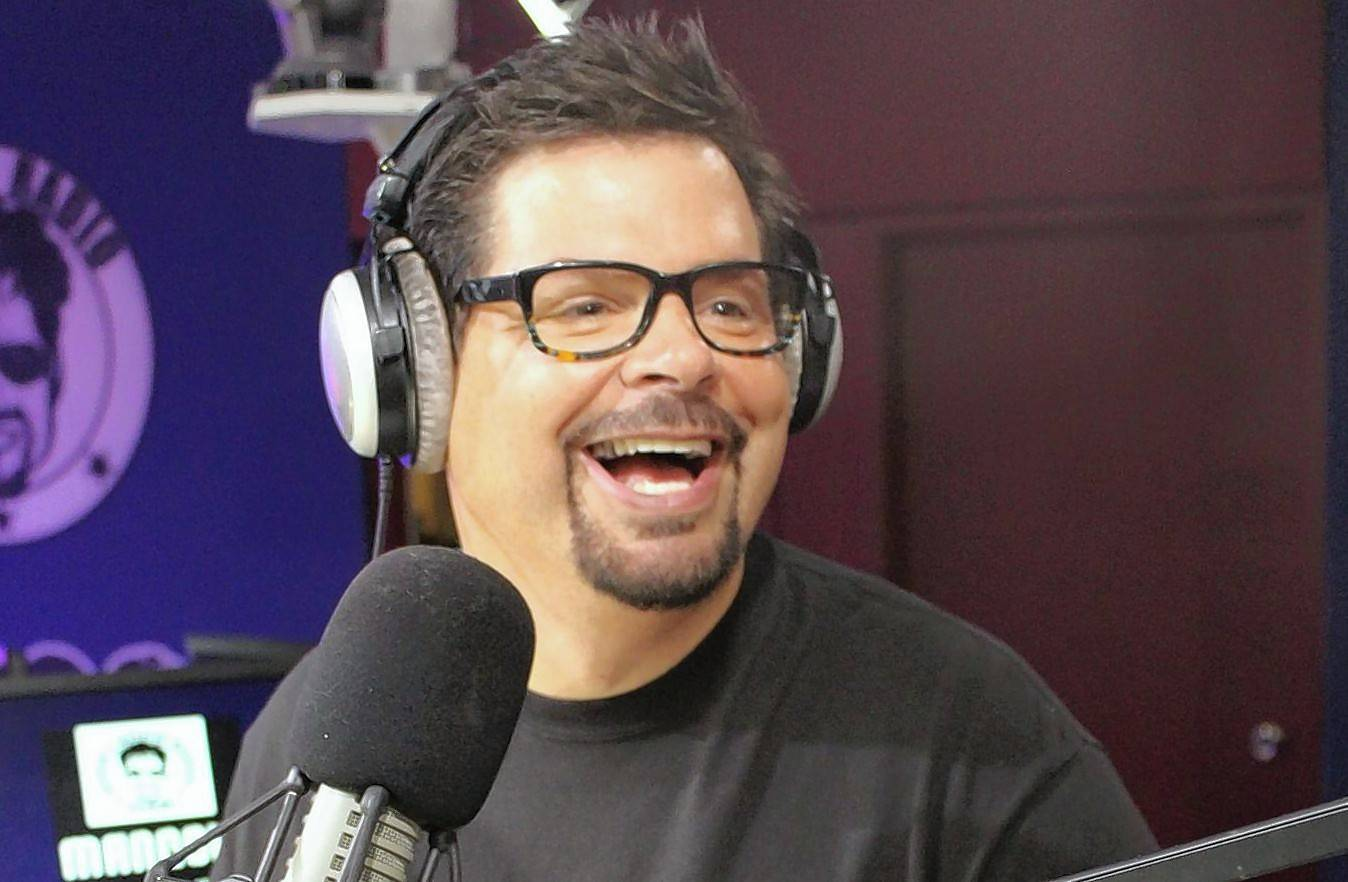 Radio personality Mancow Muller is suing his former boss who just returned as his boss at WLUP radio.